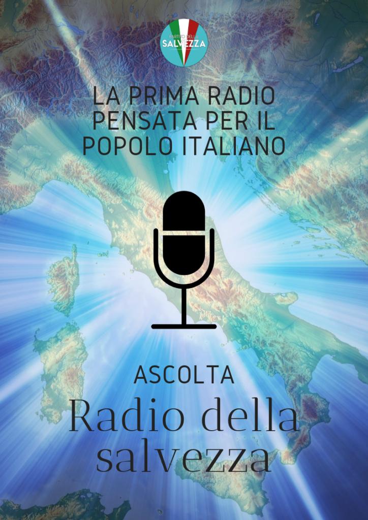 """10/02/2026 - Manifesto """"Ascolta Radio della salvezza"""""""