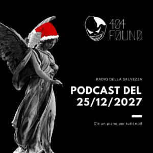 25/12/2027 - Radio della salvezza