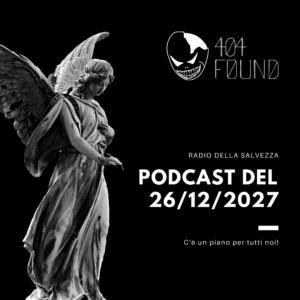 26/12/2027- Radio della salvezza